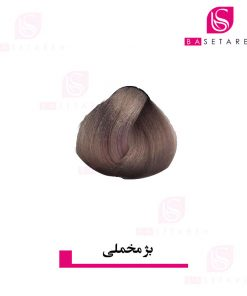 رنگ موی بژ مخملی فورگرلز