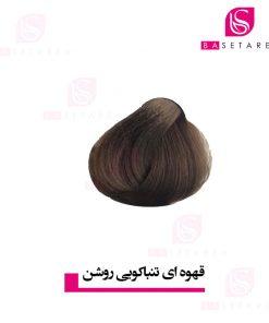 رنگ موی قهوه ای تنباکویی روشن فورگرلز