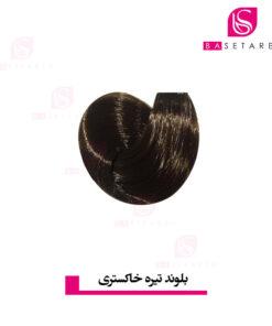 رنگ موی 6.01 بلوند تیره خاکستری ریتون