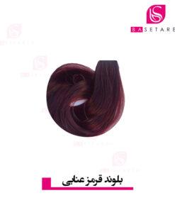 رنگ موی 6.68 قرمز عنابی ریتون