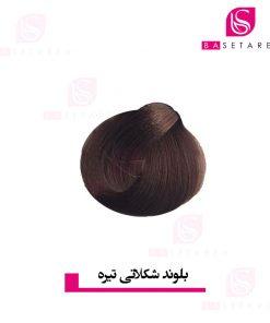 رنگ موی بلوند شکلاتی تیره فورگرلز