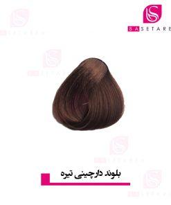 رنگ موی بلوند دارچینی تیره فورگرلز