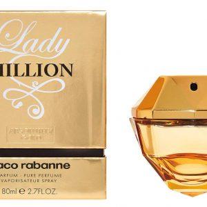 ادوپرفیوم زنانه لیدی میلیون ابسولوت لیPaco Rabanne Lady Million Absolutely