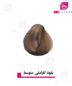 رنگ موی بلوند کاراملی متوسط فورگرلز