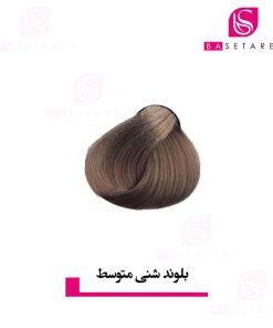 رنگ موی بلوند شنی متوسط فورگرلز