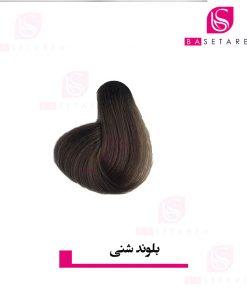 رنگ موی بلوند شنی ایتالی رژ