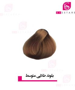 رنگ موی بلوند طلایی متوسط فورگرلز