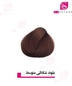 رنگ موی بلوند شکلاتی متوسط فورگرلز