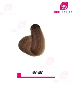 رنگ موی کافه لاته ایتالی رژ
