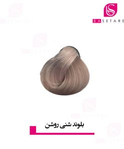 رنگ موی بلوند شنی روشن فورگرلز