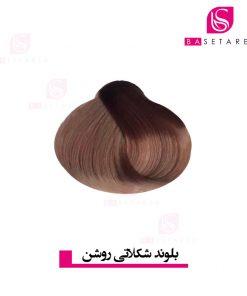 رنگ موی بلوند شکلاتی روشن پیکارو 7-8