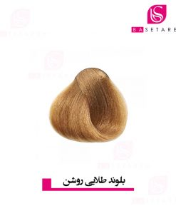 رنگ موی بلوند طلایی روشن آکوارلی