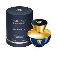 ادوپرفیوم زنانه دیلان بلو ورساچه Versace Dylan Blue