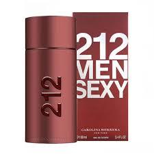ادوتویلت مردانه212 س..ی کارولینا هررا Carolina Herrera 212s--y