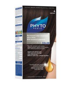 رنگ موی بلوطی 4 phytocolor