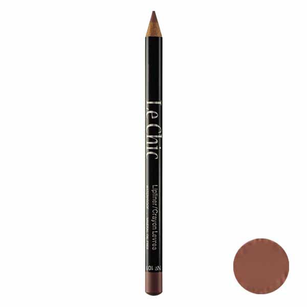 مداد لب لچیک 101 Lechic Lip Pencil
