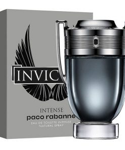 ادوتویلت مردانه اینوکتوس اینتنس Paco Rabanne Invictus Intense