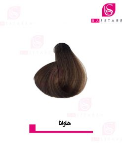 رنگ موی هاوانا ایتالی رژ