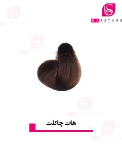 رنگ موی هات چاکلت ایتالی رژ