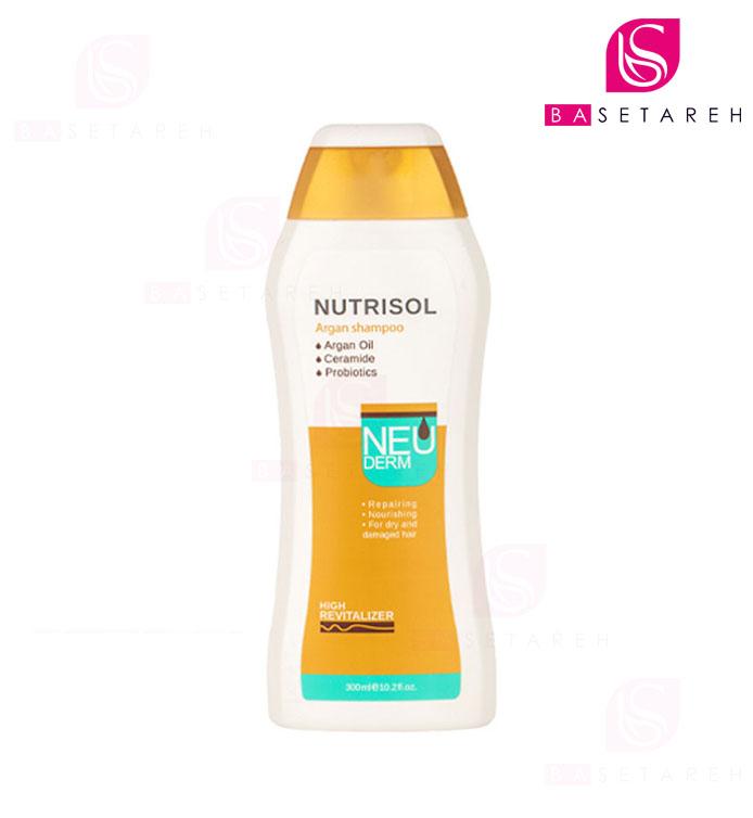 شامپو آرگان نوتریسل نئودرم Neuderm Hair Shampoo