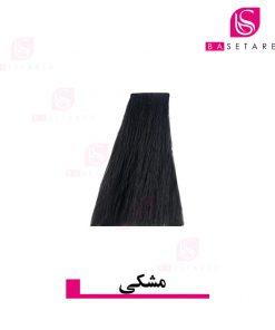 رنگ موی مشکی 1 وینکور
