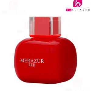 ادوپرفیوم زنانه پرستیژس پارفومز مدل Merazur Red