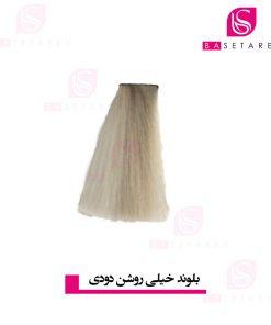 رنگ موی بلوند خیلی روشن دودی 10.1 وینکور