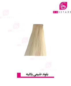رنگ موی بلوند طبیعی پلاتینه 12 وینکور