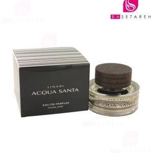 ادوپرفیوم زنانه و مردانه لیناری مدل Acqua Santa