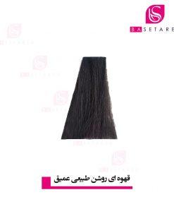 رنگ موی قهوه ای روشن طبیعی عمیق 5.0 وینکور