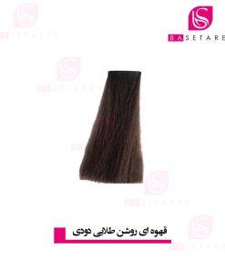 رنگ موی قهوه ای روشن طلایی دودی 5.31 وینکور
