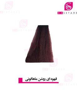 رنگ موی قهوه ای روشن ماهاگونی 5.5 وینکور