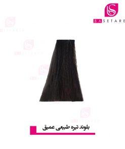 رنگ موی بلوند تیره طبیعی عمیق 6.0 وینکور
