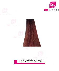 رنگ موی بلوند تیره ماهاگونی قرمز 6.56 وینکور