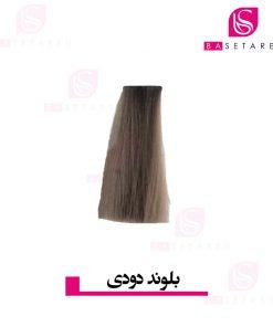رنگ موی بلوند دودی 7.1 وینکور
