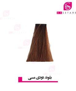 رنگ موی بلوند دودی مسی 7.14 وینکور