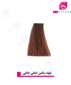 رنگ موی بلوند طلایی 7.23 وینکور