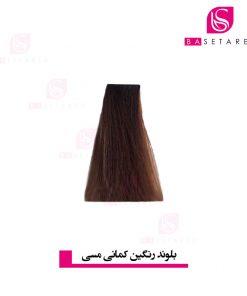 رنگ موی بلوند رنگین کمانی مسی 7.24 وینکور
