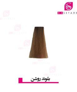 رنگ موی بلوند روشن 8 وینکور