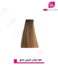 رنگ موی بلوند روشن طبیعی عمیق 8.0 وینکور