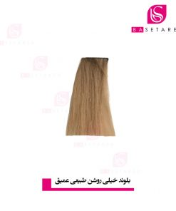 رنگ موی بلوند خیلی روشن طبیعی عمیق 9.0 وینکور