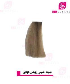 رنگ موی بلوند خیلی روشن دودی 9.1 وینکور