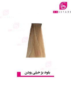 رنگ موی بلوند بژ خیلی روشن 9.13 وینکور
