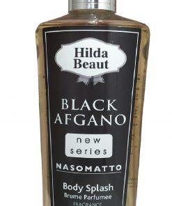 بادی اسپلش بلک افغان Hilda beaut
