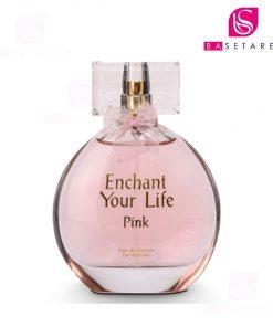 ادوپرفیوم زنانه پیج پرفیومز مدل Enchant Your Life Pink