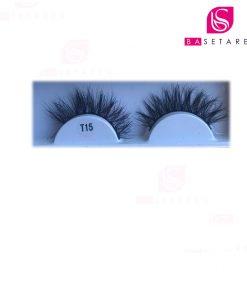 مژه جفتی مو طبیعی T15 ALTER