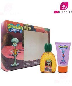 ست پسرانهادوتویلت و شاورژل شامپو SpongeBob