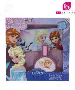 ست دخترانهادوتویلت و کیف زیپی Frozen