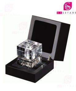 ادوپرفیوم زنانه و مردانه رامون مولویزار مدل Black Cube