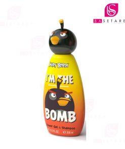 شامپو پسرانهAngry Birds مدل BOMB